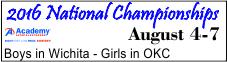 National Championships - smaller