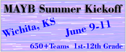 Summer Kickoff - homepage top left