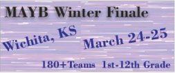Winter Finale - homepage top left