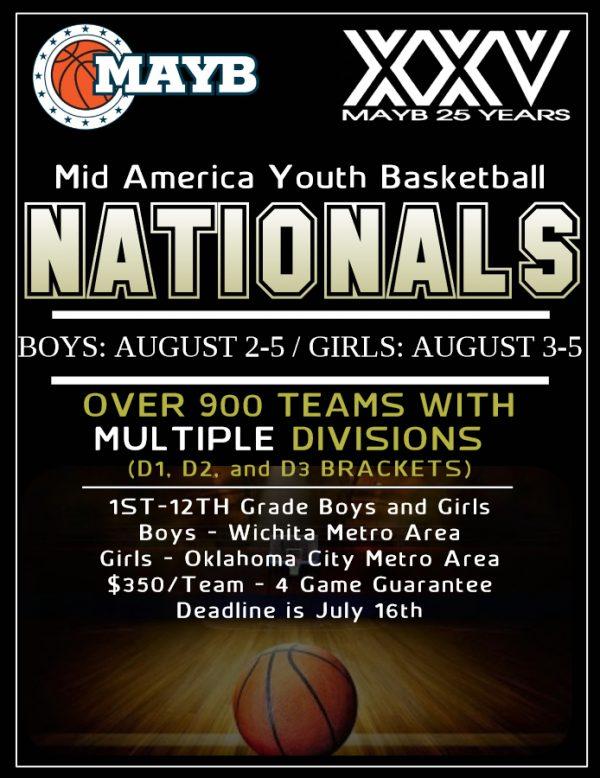 Summer Nationals - homepage top left
